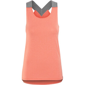 Haglöfs Ridge Sleeveless Shirt Women orange